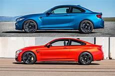 bmw m2 versus m4 sibling rivalry motor trend