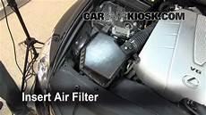 automobile air conditioning service 2007 lexus is engine control air filter how to 2007 2012 lexus ls460 2007 lexus ls460 4 6l v8