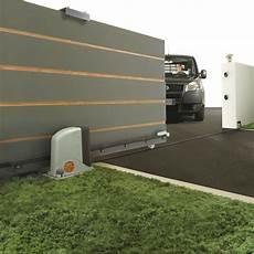 Motorisation De Portail Coulissant Mhouse By Sl10s