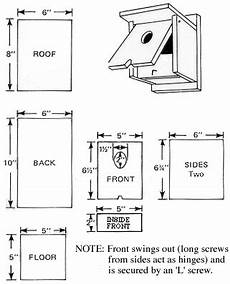 swallow bird house plans bird house plans