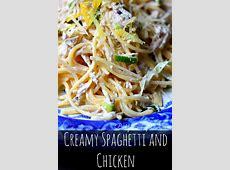 creamy garden spaghetti_image