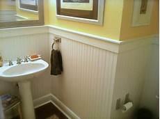 Wall Ideas For A Bathroom by Beadboard On Bathroom Walls Jimhicks Yorktown Virginia