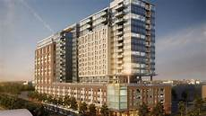 Denver Apartments With View by Downtown Denver Apartment Building A Year Away From