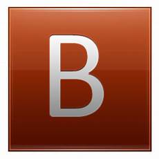 b orange letter b orange icon multipurpose alphabet iconset supratim nayak