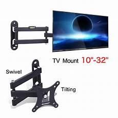 Schwenkbare Wandhalterung Tv - motion tv wall mount swivel bracket 19 22 24 27 32