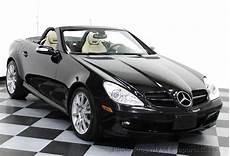 Mercedes Slk Cabrio - 2007 used mercedes slk slk350 roadster convertible at