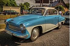 Wartburg 311 Coupe Foto Bild Oldtimer Kultur Auto