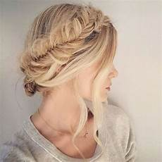 easy braids and plaits hairstyles 2018