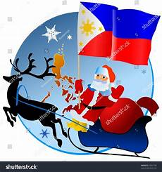 merry christmas philippines stock vector illustration 64567108