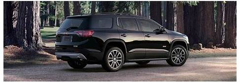 Does The 2018 Gmc Terrain Have 3rd Row Seating  Www
