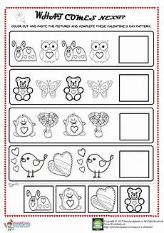 patterns worksheets for toddlers 261 s day pattern worksheet for