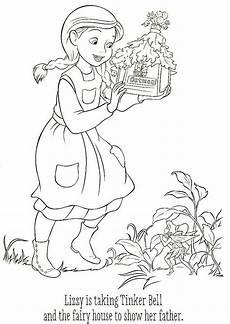 tinkerbell malvorlagen pdf kleurplaat silvermist tinkerbell disney geprint