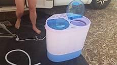 Womo Trick Waschmaschine