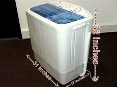 Ebay Apartment Size Washer And Dryer by Portable Washer And Dryer For Apartments Rrp 163 199 99