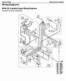 Mercruiser Wiring Diagram Source Page 2