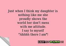 shequotes i am my mother s daughter shequotes rottenecards just when i think my daughter is nothing