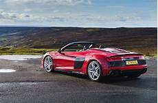 audi r8 spyder 2019 uk review autocar
