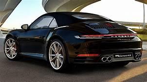 2020 Porsche 911 Carrera Cabriolet  All Colors Design