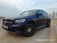 First Drive 2017 Mercedes Benz GLC 250 Coupe In The UAE