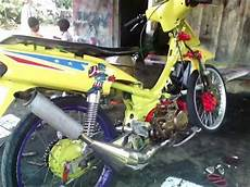 R Modif Simple by Modifikasi Motor Poswan Modifikasi Fiz R Terbaru Modif