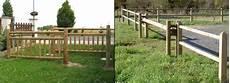 Barriere Bois Exterieur Am 233 Nagement Ext 233 Rieur Sur