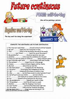 future continuous english worksheets for kids teaching english grammar continuity