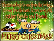merry christmas minion quote for family and friends pictures photos and images for facebook