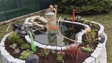 Kleinen Teich Bauen - unser kleiner teich mit aussichtsturm f 252 r fische