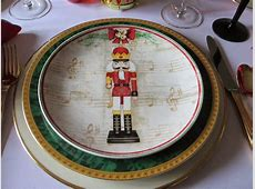 The Welcomed Guest: Nutcracker Tablescape