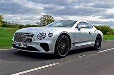 Bentley Continental Gt 2018 Pictures Carbuyer