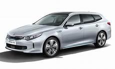 Kia Optima Sportswagon In Hybrid Myautoworld