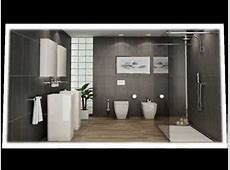 Modern Bathroom   The Beauty of Grey [LUXURY Interior