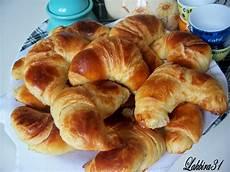 recette croissant au beurre boulanger de d 233 licieux croissants au beurre toute la cuisine que