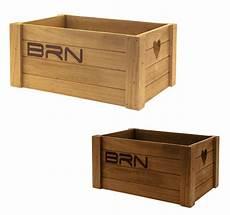 cassetta bici cesto a cassetta in legno per bici forma rettangolare