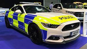 Police Ford Mustang Already Being Trialled By Forces