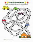 Maze Worksheets And Kindergarten On Pinterest