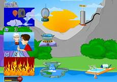 Gambar Tema Air Api Udara