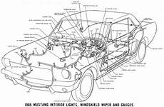1966 mustang headlight wiring diagram courtesy light wiring diagram for 1966 mustang wiring library