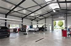 Werkstatt Beleuchtung Planen - mobile and permanent industrial buildings for production