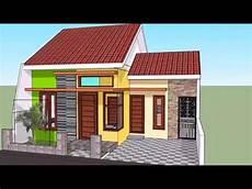 Desain Rumah Minimalis Tipe 45 Jogja