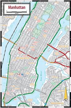 Stadtplan New York - printable new york city map add this map to your site