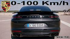 porsche turbo s 0 100 2018 porsche panamera turbo s e hybrid launch acceleration 0 100 km h in 3 4 seconds