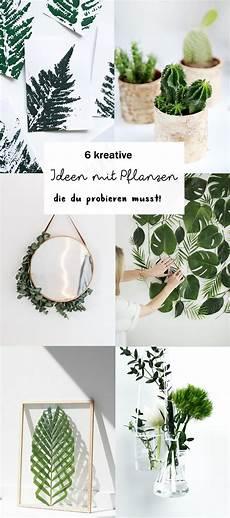 pinterest diy deko 6 kreative ideen f 252 r pflanzen deko crafts deko