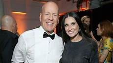 demi moore blames ex bruce willis for brown carpet in