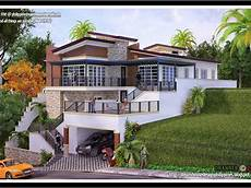 sloping lot house plans hillside house plan hillside sloping lot house plans 175137