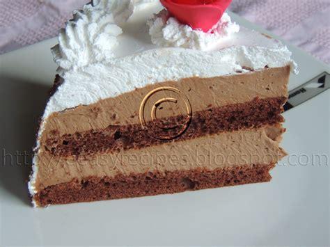 Cokoladna Torta Sa Keksom