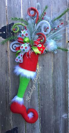 The Grinch Decorations by Grinch Door Hanger By Baubles Trendy