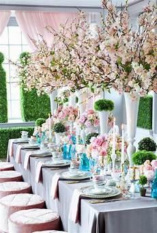 Hochzeit Im Fr 252 Hling 57 Ideen F 252 R Eine Traumhafte Tischdeko