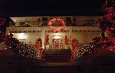 Out Side Decorations by Top 10 Outdoor Lights House Decorations