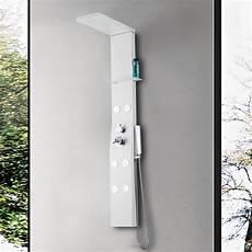 colonne hydromassante d angle colonne d hydromassage a150 avec 6 plots de micro jets